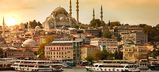 ISTANBUL YENİ İL TURU ( Ekskursiyalı)