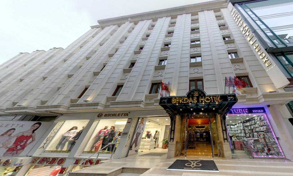 BEKDAS DELUXE HOTEL 4*   ISTANBUL