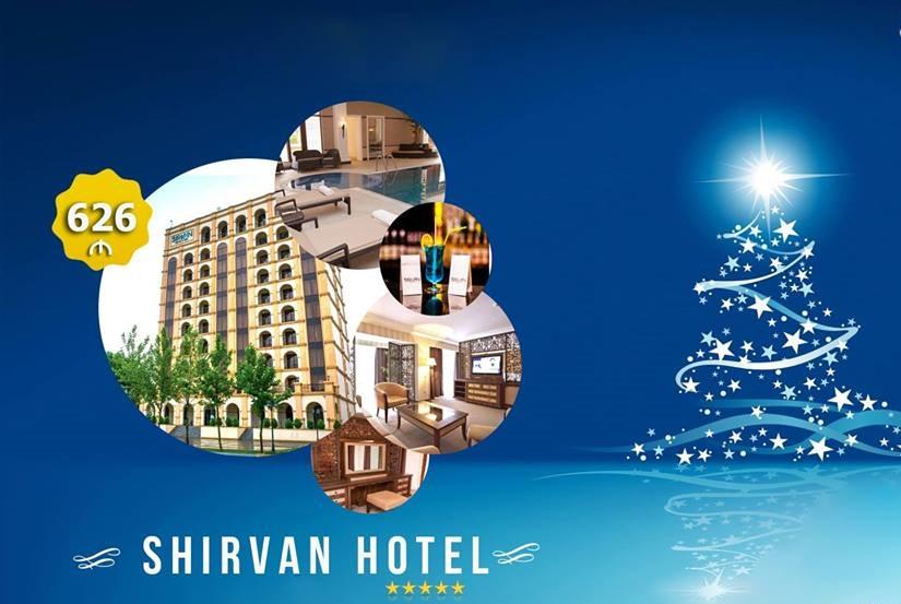 YENI İL Shamaxi '' SHIRVAN HOTEL 5*