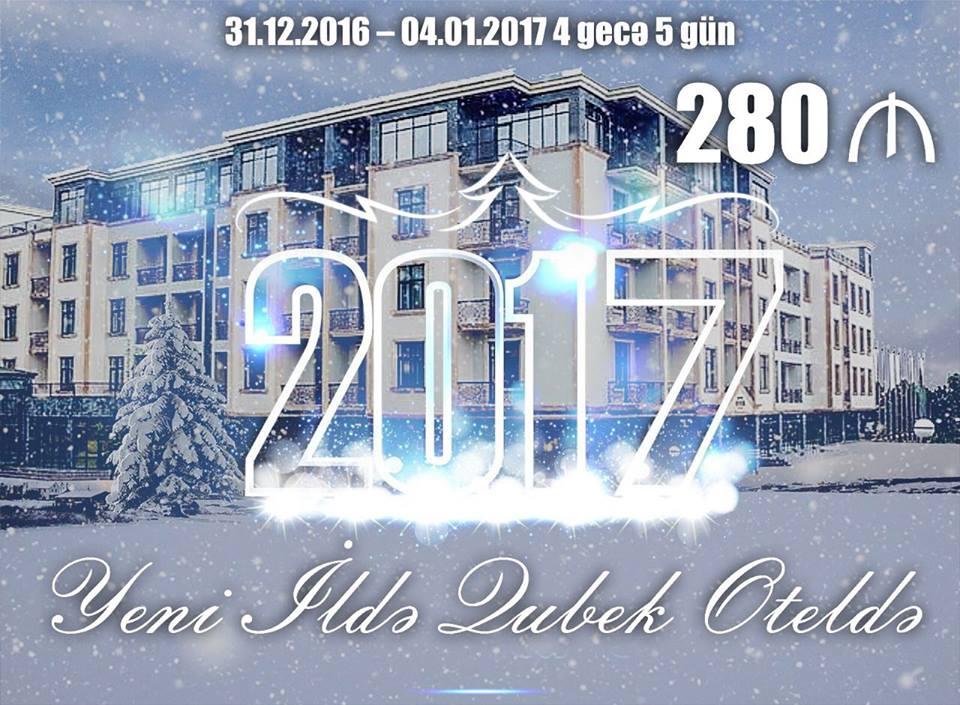 YENI İL QUBEK HOTEL 4*