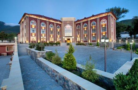 YENI İL Şəki Palace Hotel 5*