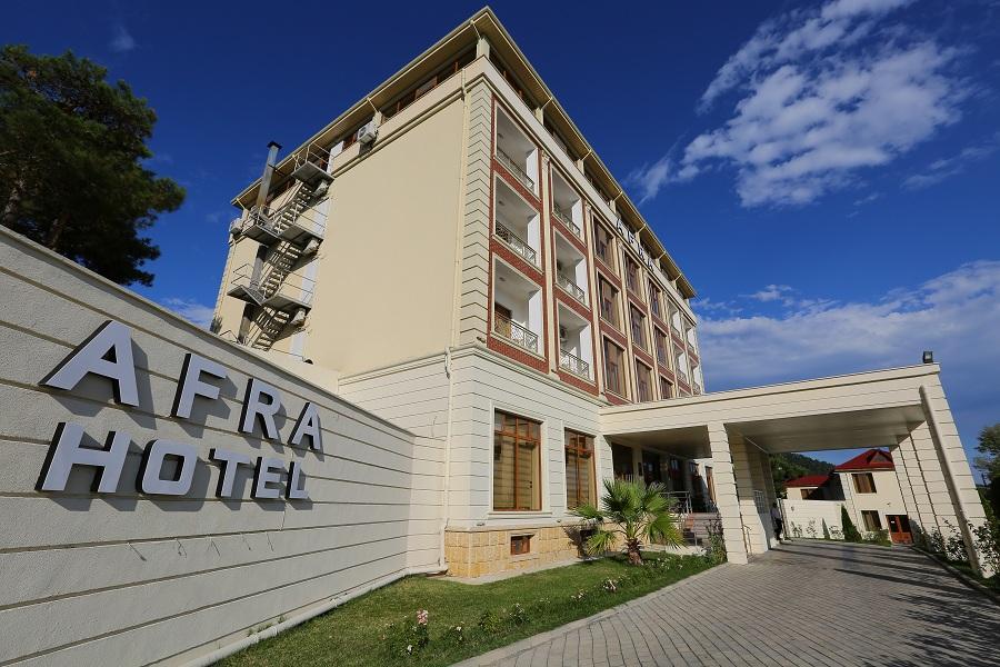 OĞUZ AFRA HOTEL