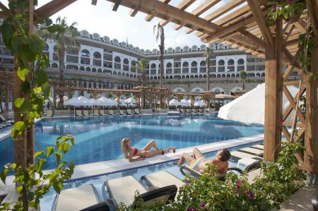 CRYSTAL SUNSET LUXURY RESORT & SPA 5* SIDE