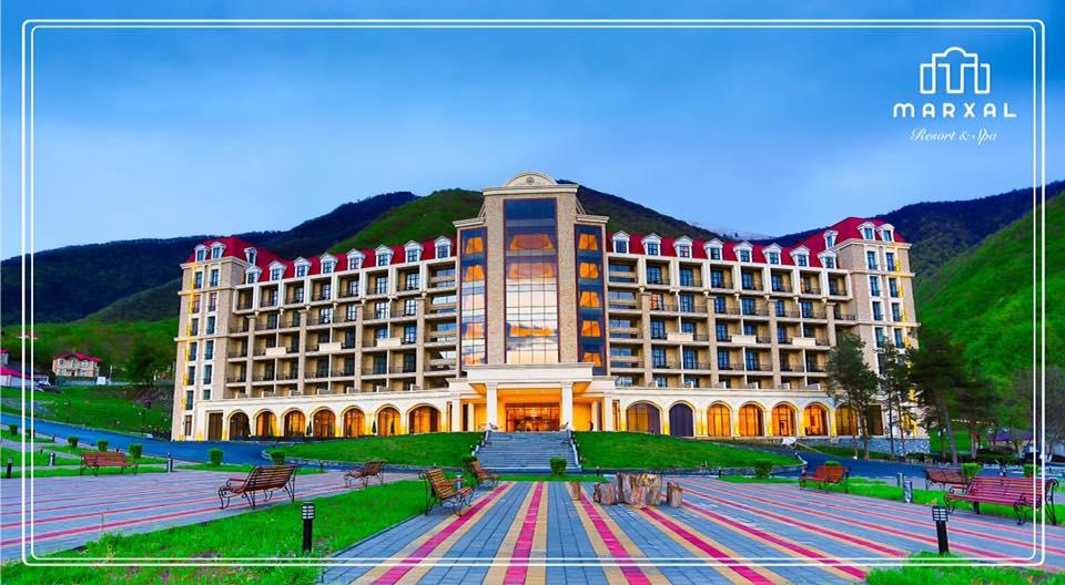 Marxal Resort & SPA 5*